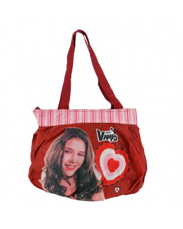 Sac shopping souple Chica Vampiro