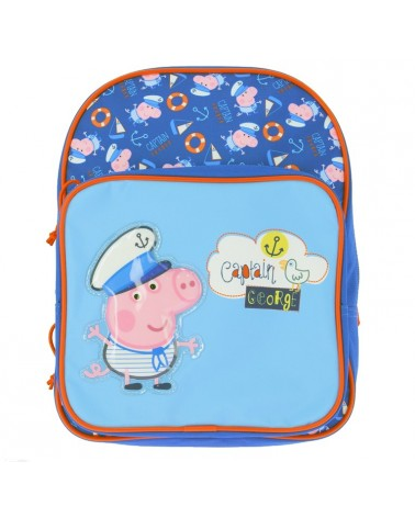 Sac à dos Captain Georges - Peppa Pig