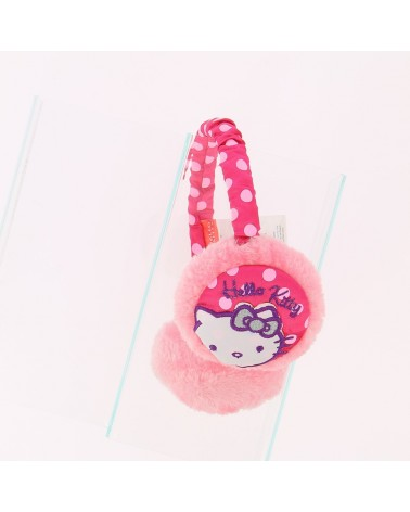 Cache-oreilles  Hello Kitty