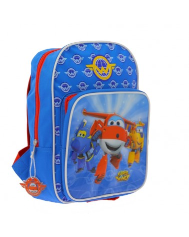 Sac à dos bleu Super Wings