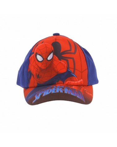 Casquette Spiderman Ultimate Spiderman, proctection solaire UV30+