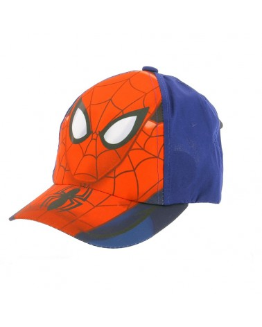 Casquette Spiderman, protection solaire 30+