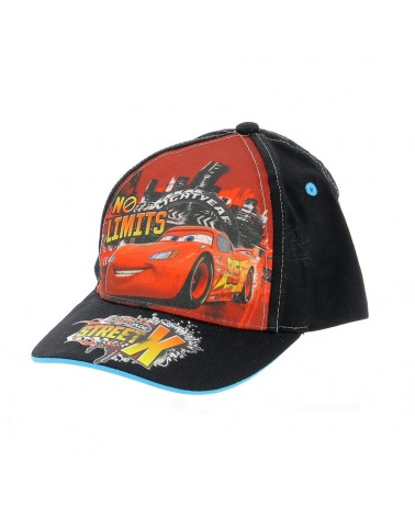 Casquette Cars, No Limit, confortable