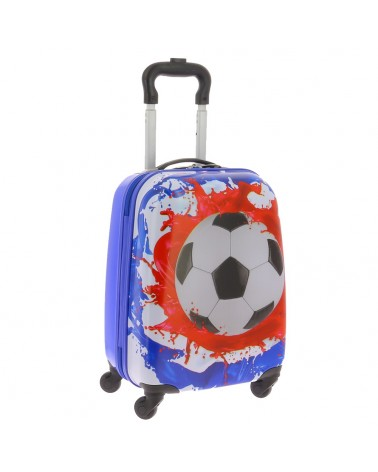 Valise rigide Football pour la cabine avion