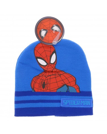 Bonnet double épaisseur Spiderman