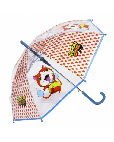 Parapluie Yokai Watch saison 2 transparent Jibanyan