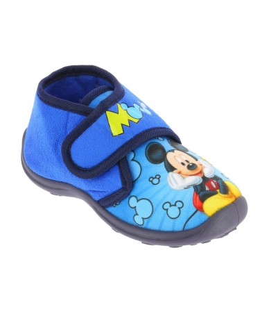 Chaussons Mickey avec scratch