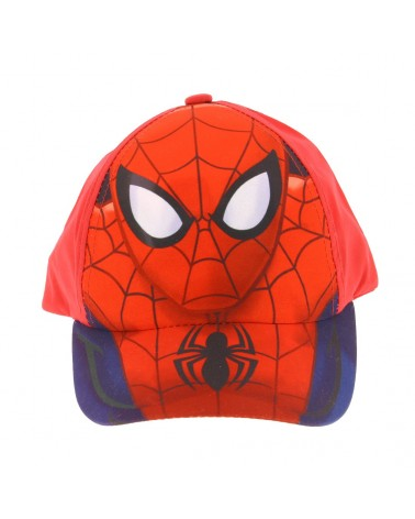 Casquette Spiderman , protection solaire 30+