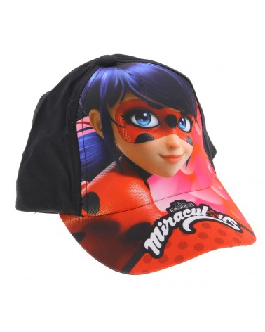 Casquette Miraculous Lady bug