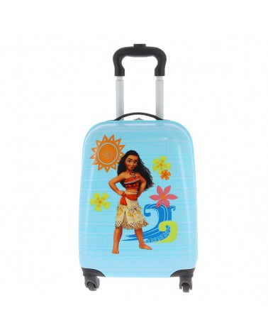 Valise rigide 4 roulettes Vaiana