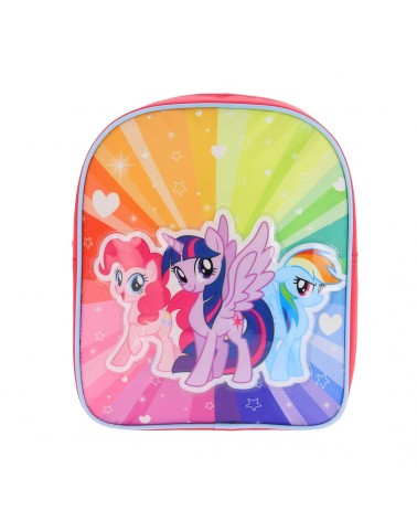 Sac à dos My Little Pony arc en ciel