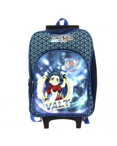 Sac à dos roulettes Beyblade Burst