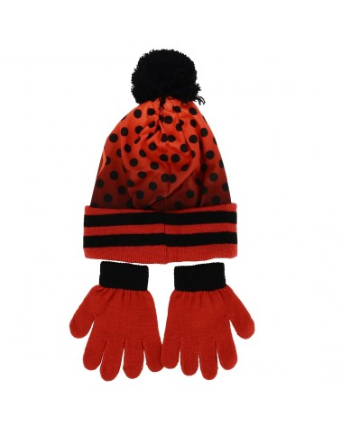 Set bonnet gants Miraculous