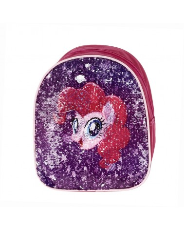 Petit sac à dos avec sequins My Little Pony