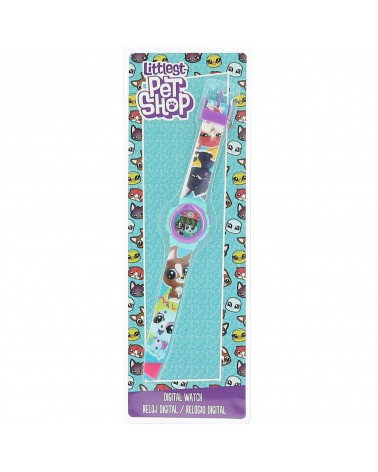 Montre digitale Littlest Pet Shop