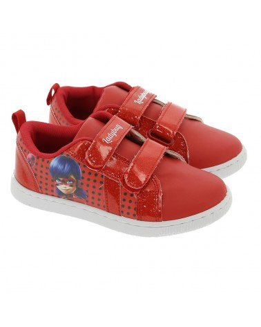 Chaussures a scratch Miraculous Ladybug