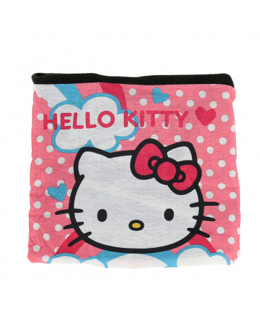 Col Hello Kitty avec masque