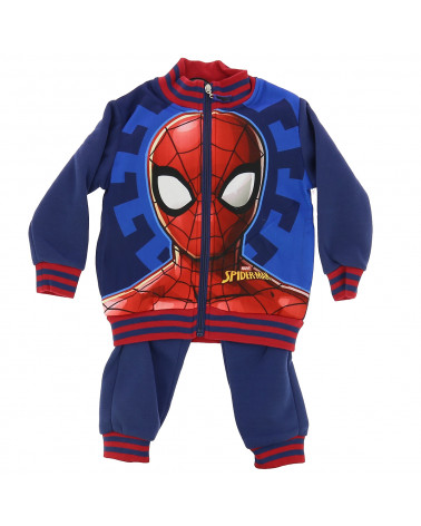 Jogging Spiderman avec la...