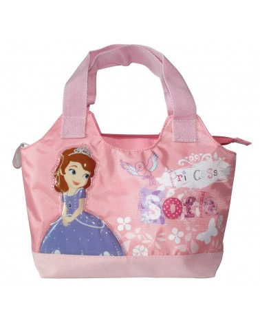 Sac a main Princesse Sofia saumon